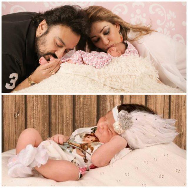अदनान सामी ने शेयर की बेटी मदीना सामी की पहली PHOTO