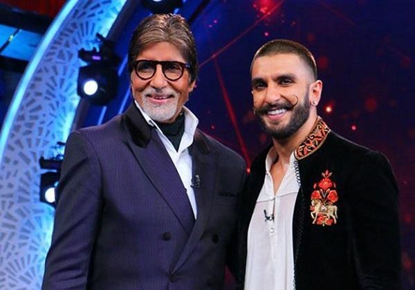 अमिताभ बच्चन ने रणवीर सिंह पर लगाया रिप्लाई ना करने का आरोप, लेकिन रणवीर के पास था ये जवाब