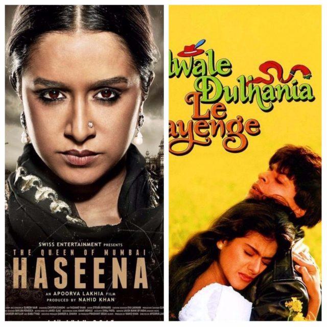 श्रद्धा कपूर स्टारर हसीना पारकर ने तोडा, शाहरुख़ खान की फिल्म DDLJ का 21 साल पुराना रिकॉर्ड