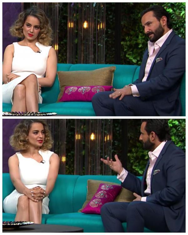 सैफ अली खान: मैंने कंगना से माफी मांगी, इसलिए मैं किसी और को स्पष्टीकरण नहीं देना चाहता
