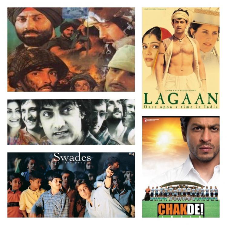 इस स्वतंत्रता दिवस पर देखिये ये 5 देशभक्ति फिल्में