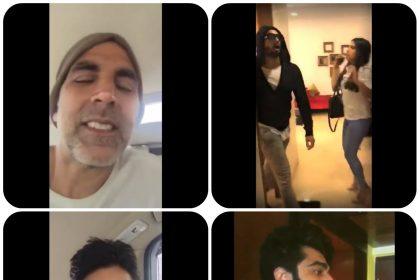 ऐसे अजीबो -गरीबो अंदाज़ में टॉयलेट एक प्रेम कथा को प्रमोट करते दिखा बॉलीवुड के इन सितारों का फनी वीडियो