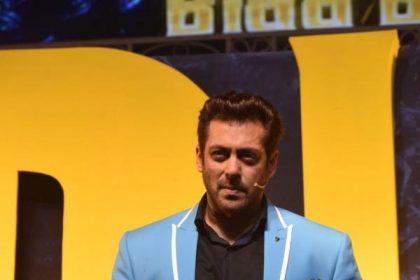 सलमान खान ने बिग बॉस 11 के लिए सलमान खान ले रहे हैं इतनी फीस