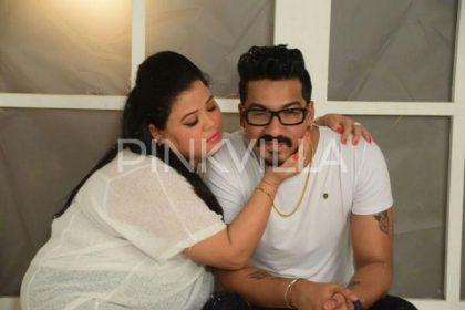 PHOTOS: शादी के पहले भारती सिंह ने मंगेतर हर्ष लिम्बचिया के साथ कराया प्री-वेडिंग फोटोशूट