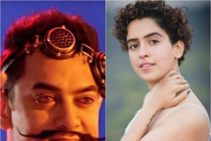 आमिर खान के लिए दंगल गर्ल का क्या कहना है?