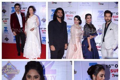 Zee Rishtey Awards में ऐसा रहा टीवी सितारों का जलवा