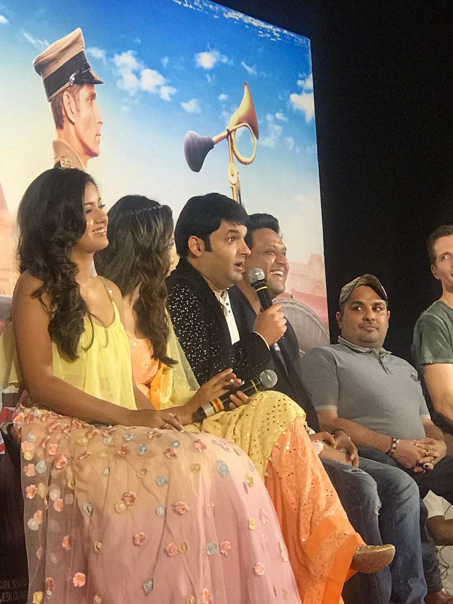 कपिल शर्मा की फिल्म फिरंगी का ट्रेलर रिलीज़, यहाँ देखिये VIDEO