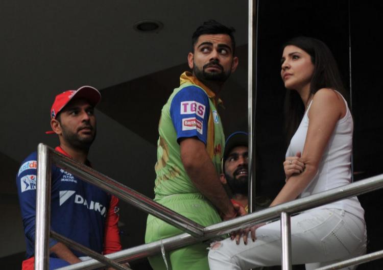अनुष्का शर्मा द्वारा दिए इस निक नेम से चिढ़ाते हैं साथी क्रिकेटर, विराट कोहली ने खोला राज़