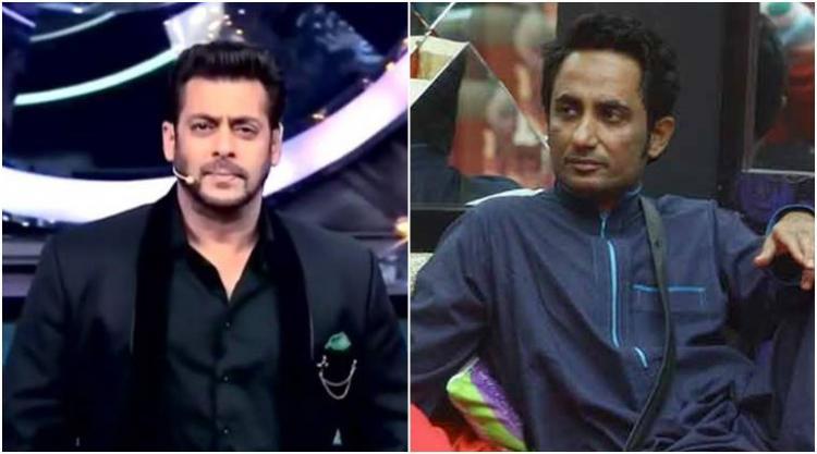 Bigg Boss 11: सलमान खान पर निशाना साधते हुए जुबैर खान ने कहा 'सलमान खान पपेट है, पैसे के लिए बिना शर्ट के भी नाच सकता है'