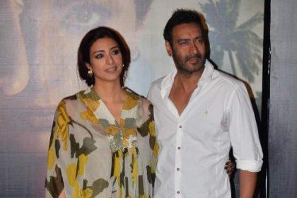 तब्बू ने कहा अजय देवगन के साथ उनका तालमेल अच्छा है