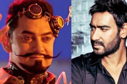 अगले दीवाली में आमिर खान और अजय देवगन की फिल्मों में फिर से होगा क्लैश