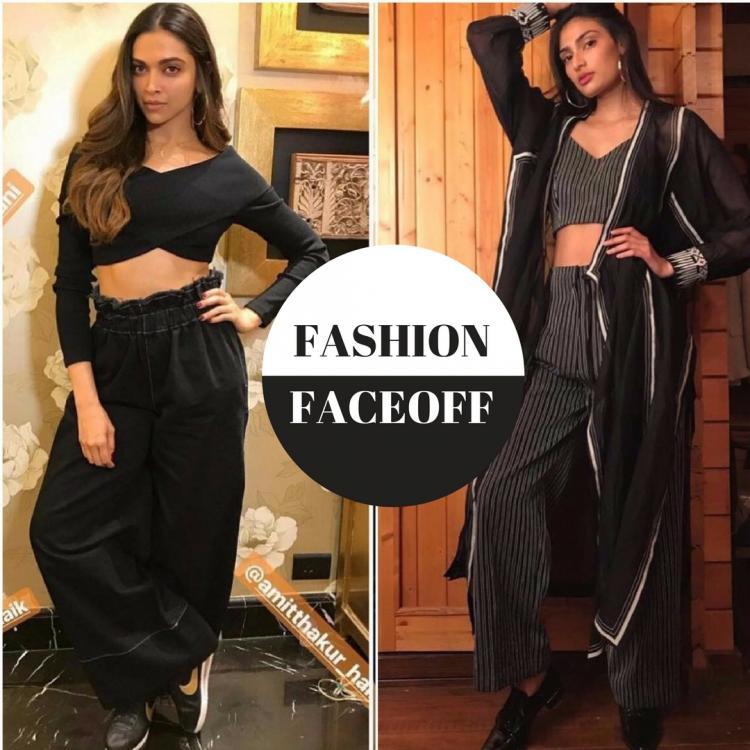 Fashion Faceoff: दीपिका पादुकोण या आथिया शेट्टी किसका लुक है बेहतर?