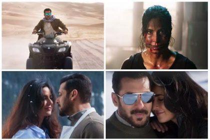 यहां देखिये सलमान खान और कैटरीना कैफ स्टारर टाइगर जिंदा है का ट्रेलर