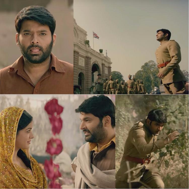 कपिल शर्मा की फिल्म 'फिरंगी' की रिलीज़ डेट टली फिरसे, ये है वजह