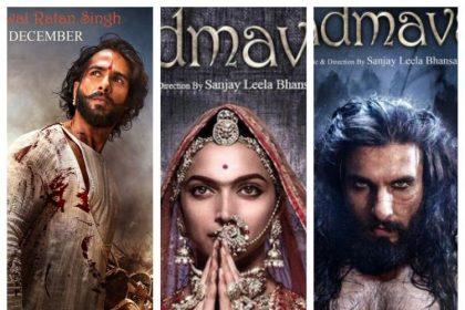 संजय लीला भंसाली की फिल्म पद्मावती की घोषणा जबसे हुई है तभी से ये फिल्म विवादों से घिरी हुई है