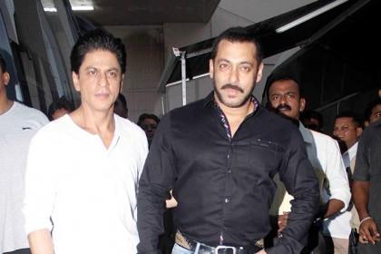 सलमान खान ने शाहरुख़ खान को छोड़ा पीछे
