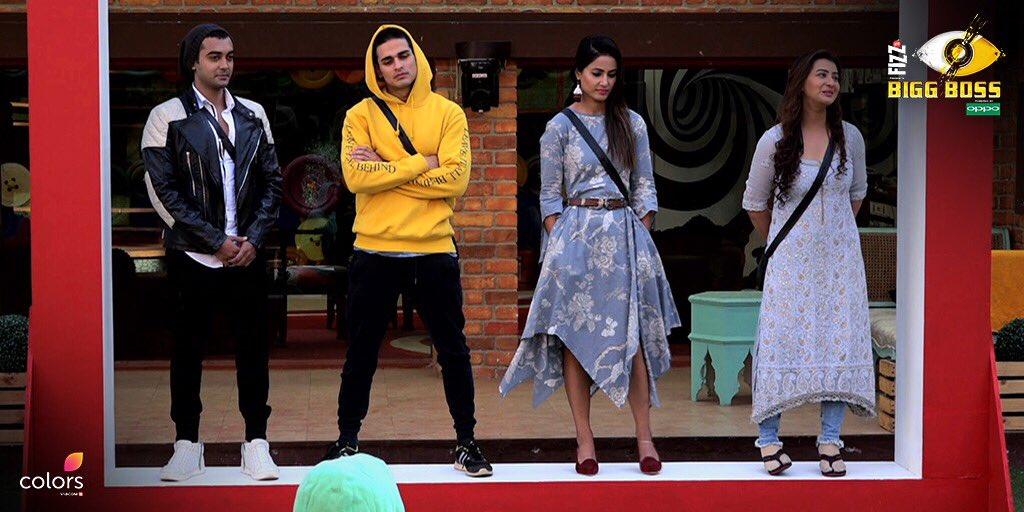 प्रियांक और लव ने चली चाल तो हिना खान बनी घर के नई कप्तान, शिल्पा ने भी दिया साथ