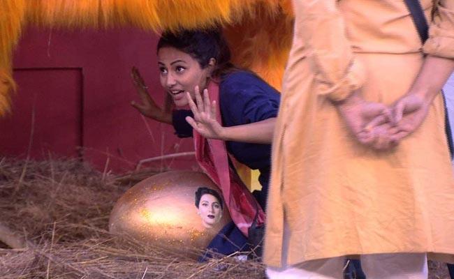 बिग बॉस 11 : हिना खान ने खेला ऐसा दाव, क्या बनने जा रही है घर की कप्तान ?