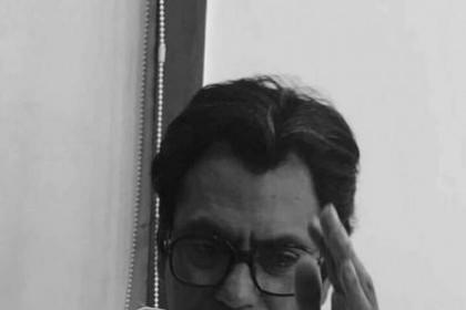 बाल ठाकरे की तरह दिख रहे है नवाजुद्दीन सिद्दीकी