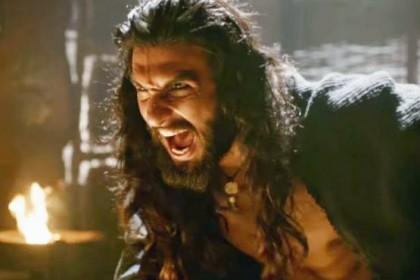 उल्टियां करते हुए निभाया रणवीर सिंह ने अल्लाउदीन खिलजी का किरदार