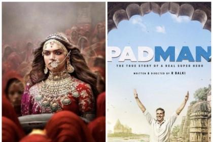 अक्षय कुमार ने अपनी फिल्म पैडमैन की रिलीज़ डेट टाल दी है, दीपिका पादुकोण , रणवीर सिंह और शाहिद कपूर ने किया धन्यवाद