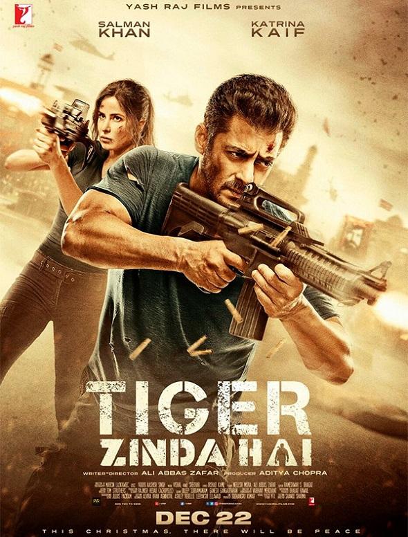 आमिर खान की पीके पर भारी पड़ी सलमान खान की फिल्म टाइगर जिंदा है की कमाई