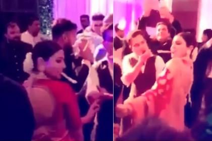 अनुष्का शर्मा का डांस विडियो हुआ था वायरल