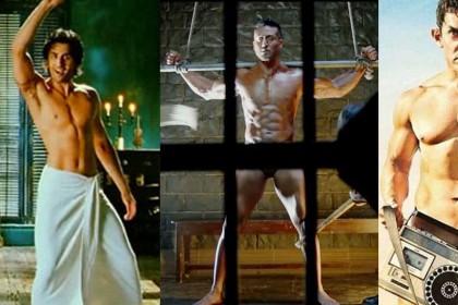 आमिर खान, रणबीर कपूर और जॉन अब्राहिम ने उतारे थे कपडे