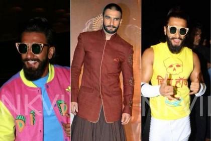 फैशन के मामले में रणवीर सिंह का कोई सानी नहीं