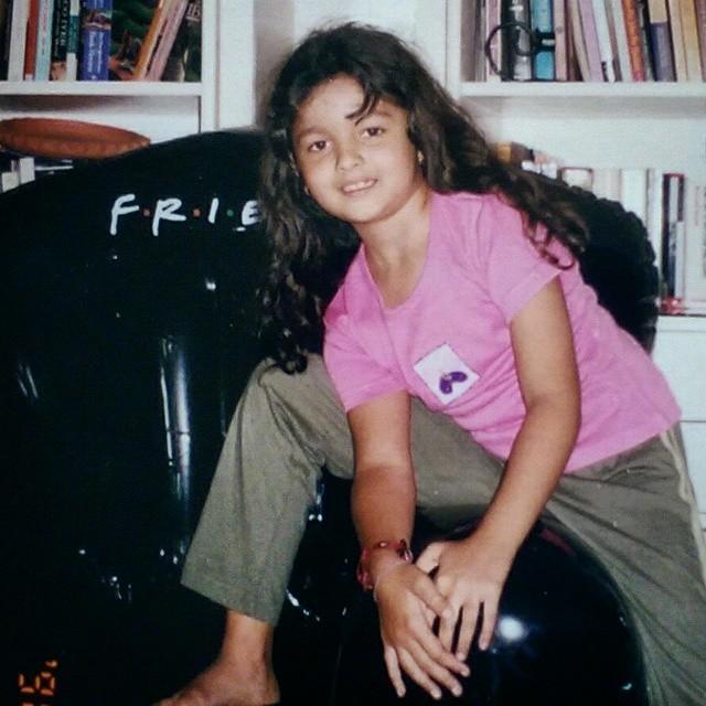 आलिया भट्ट ने खुद को ऐसे दी बर्थडे विश, देखें बचपन से लेकर अबतक की फोटोज