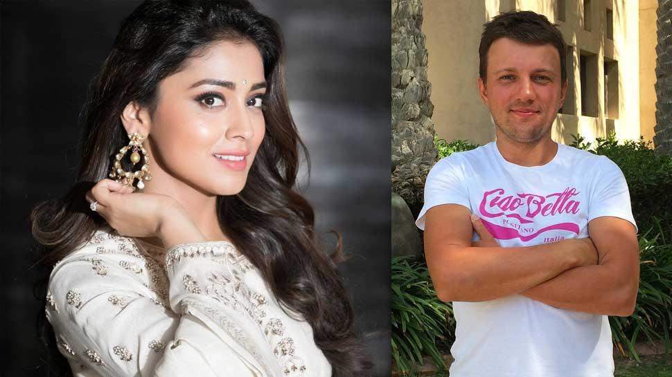 अजय देवगन की ऑनस्क्रीन पत्नी श्रिया सरन ने रचाली गुपचुप शादी