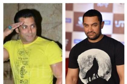 आमिर खान और सलमान खान में होगी कड़ी टक्कर