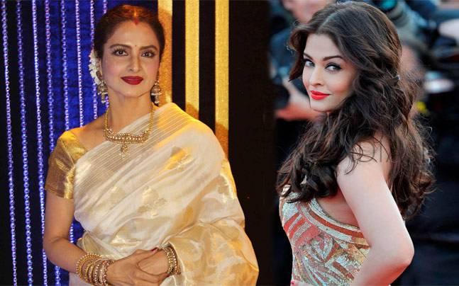 अमिताभ बच्चन की बहु ऐश्वर्या को रेखा ने लिखा इमोशनल लेटर