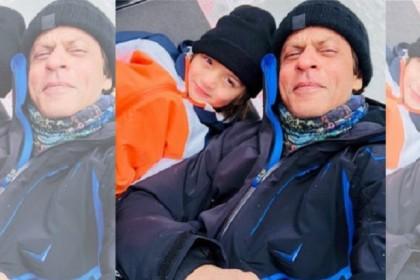 अपने बेटे के साथ हॉलिडे मना रहे है शाहरुख़ खान अपने बेटे के साथ हॉलिडे मना रहे है शाहरुख़ खान