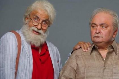 102 साल का दिखने के लिए रोज इतने घंटे मेकअप करते थे अमिताभ बच्चन