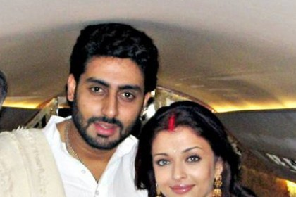 अभिषेक बच्चन और ऐश्वर्या राय बच्चन की शादी को आज 11 साल हो गए है, देखिये कैसे जताया प्यार