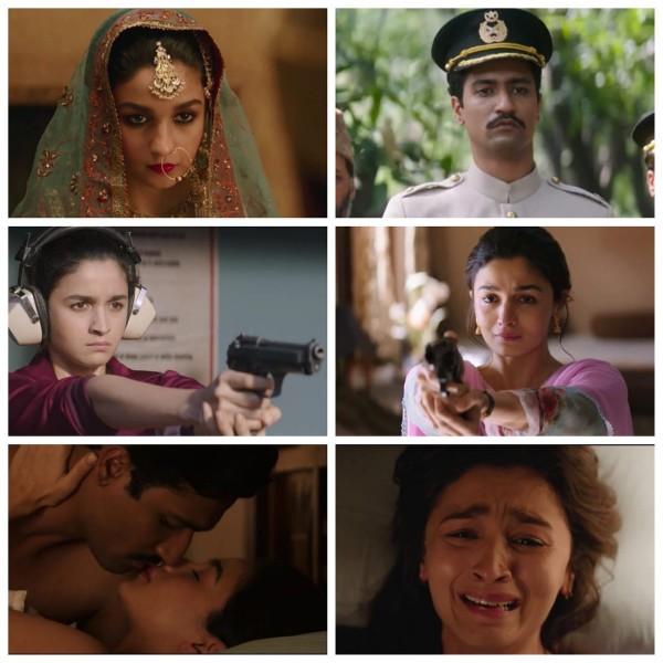 आलिया भट्ट की फिल्म राज़ी हुई हिट, अबतक कमा लिए इतने