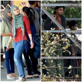 गली बॉय के लिए रणवीर सिंह और आलिया भट्ट ने मुंबई के गोरेगांव स्टेशन पर की शूटिंग