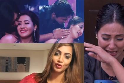 खास ख़बरों में हिना खान, शिल्पा शिंदे, सुनील ग्रोवर, अर्शी खान