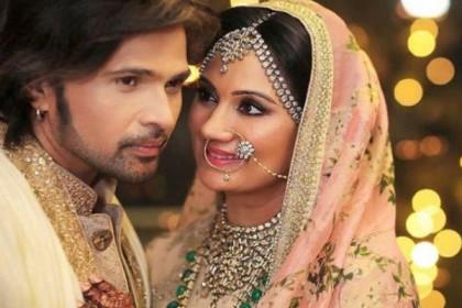 हिमेश रेशमिया ने की शादी देखिये दुल्हन के साथ उनकी ये तसवीरें