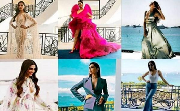 Cannes 2018 में जलवे बिखेर कर वापस मुंबई लौटी दीपिका पादुकोण, दिखा अलग Attitude