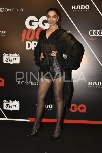दीपिका पादुकोण ने जीक्यू बेस्ट ड्रेस्ड में पहनी बोल्ड ड्रेस, आप भी देखिये