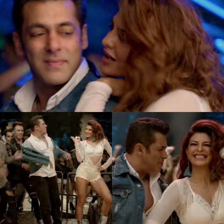 सलमान खान की 'रेस 3' का पहला गाना 'हीरिये' रिलीज, पोल डांस में जैकलीन ने बिखेरा जलवा