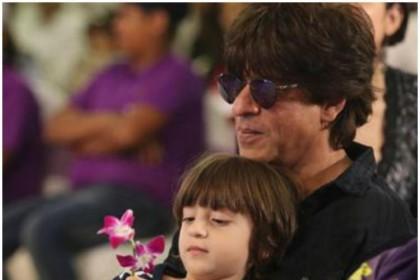शाहरुख़ खान ने बताया था कि अबराम खान उन्हें लेकर ओवरप्रोटेक्टिव