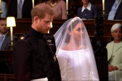 इन 20 तस्वीरों में देखिये कैसी रही प्रिंस हैरी और मेगन मर्केल की Royal Wedding