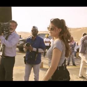 रेस 3 की शूटिंग पर सलमान खान और टीम की मस्ती, देखिये ये मज़ेदार वीडियो