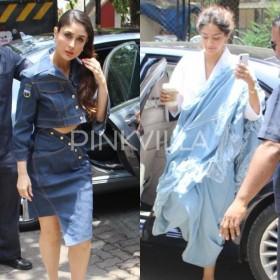 करीना कपूर खान और सोनम कपूर में चल रहा है फैशन वार , यहाँ देखिये Photos