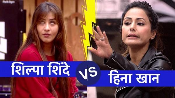 शिल्पा शिंदे ने कहा हिना खान नही है मेरी दुश्मन, ना ही मेरी कॉम्पिटिशन