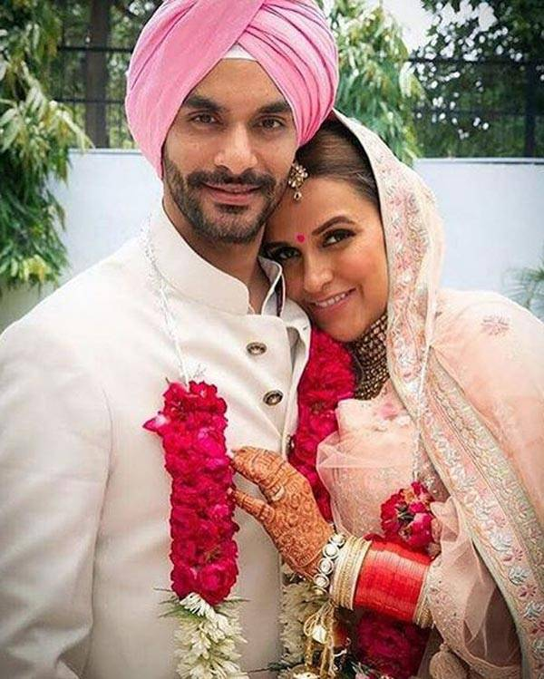 नेहा धूपिया का खुलासा 4 साल पहले ही अंगद ने कर दिया था शादी के लिए प्रपोज़