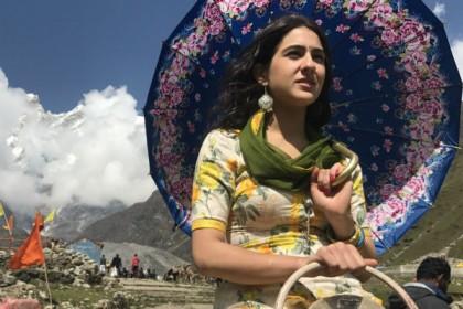सारा अली खान का बॉलीवुड डेब्यू मुश्किल में, फंसी क़ानूनी पचड़े में